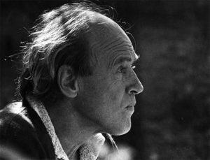 Røde tråder hos Roald Dahl @ Nedjma