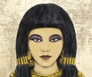 Kleopatra: Tøffeste dama i Egypt @ Kverneland