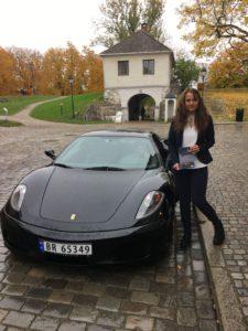 Leselyst for gutter – Ferrarimysteriet @ Kverneland