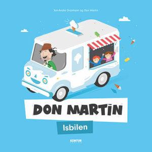 Isbilen – Don Martin @ Nedjma