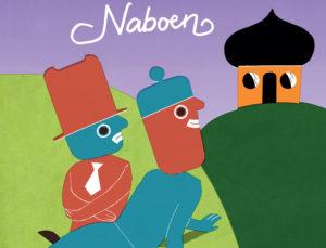 Møt Jakob og Neikob! Lesestund for dei minste @ Nedjma
